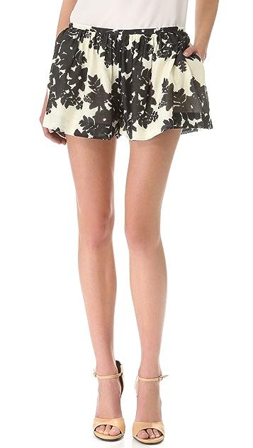 Thakoon Full Shorts