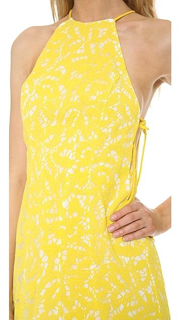 Thakoon Open Side Dress