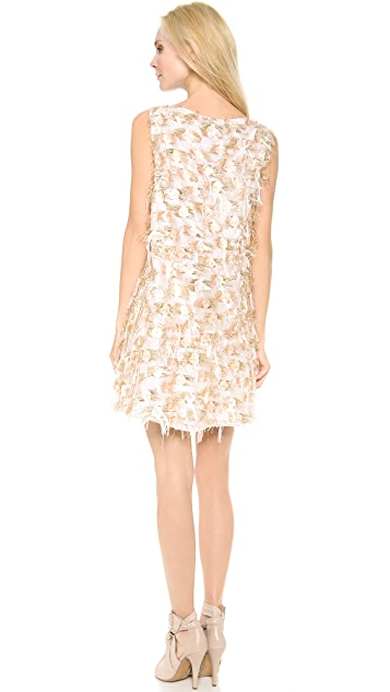 Thakoon Sleeveless Trapeze Dress