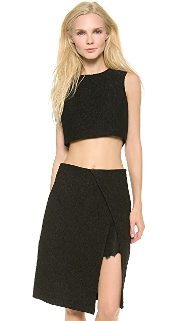 Thakoon Cropped Shell