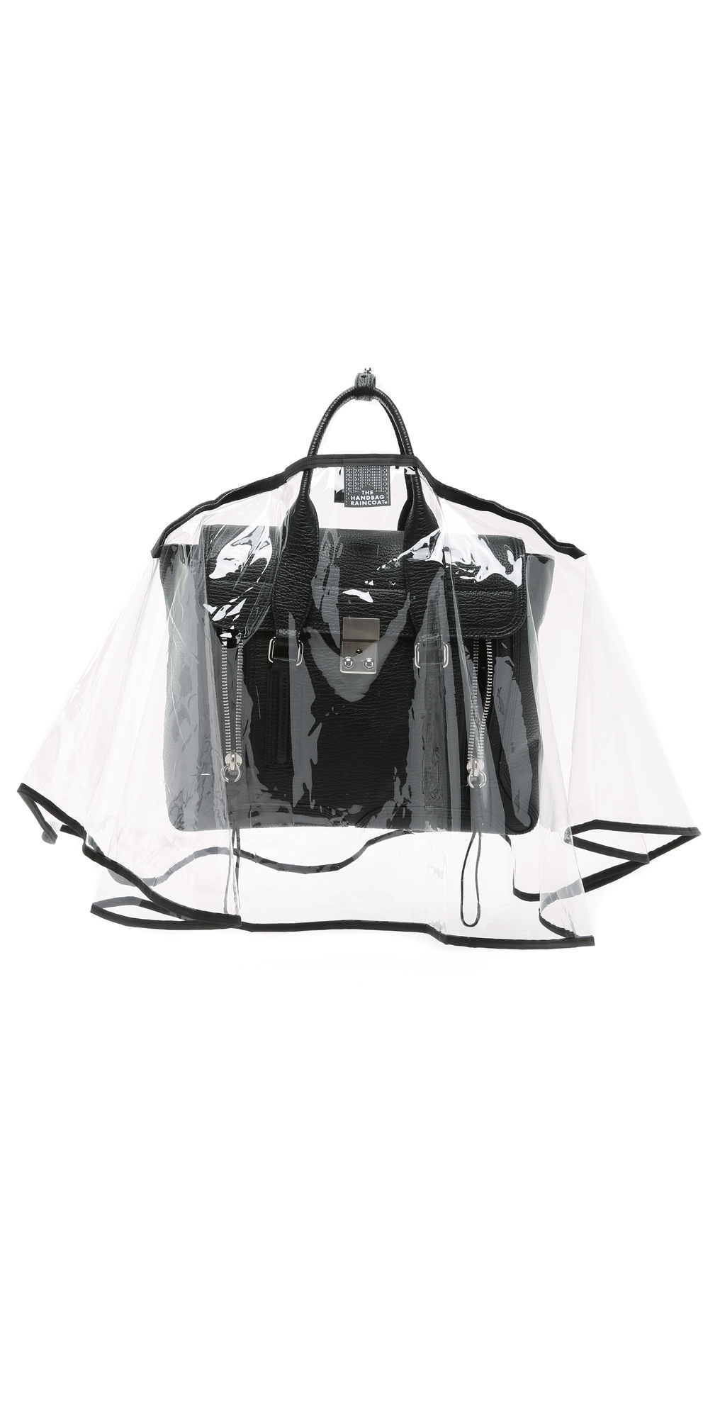 Large City Slicker Handbag Raincoat The Handbag Raincoat