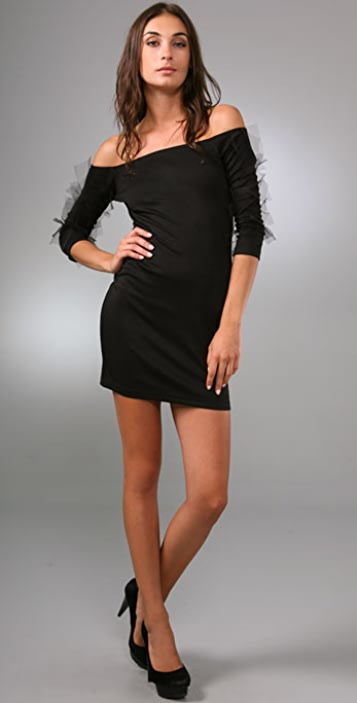 Thayer Off Shoulder Dress