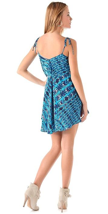 Thayer Carter Print Dress
