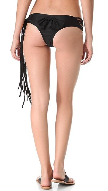 Thayer Bow Brazilian Bikini Bottoms