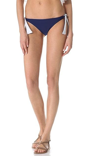 Thayer Reversible Hipster Bikini Bottoms