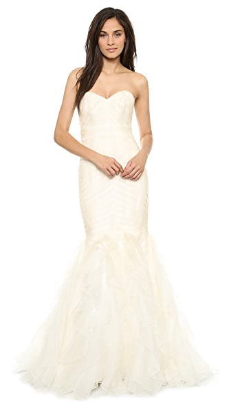 Theia Patricia Mermaid Gown
