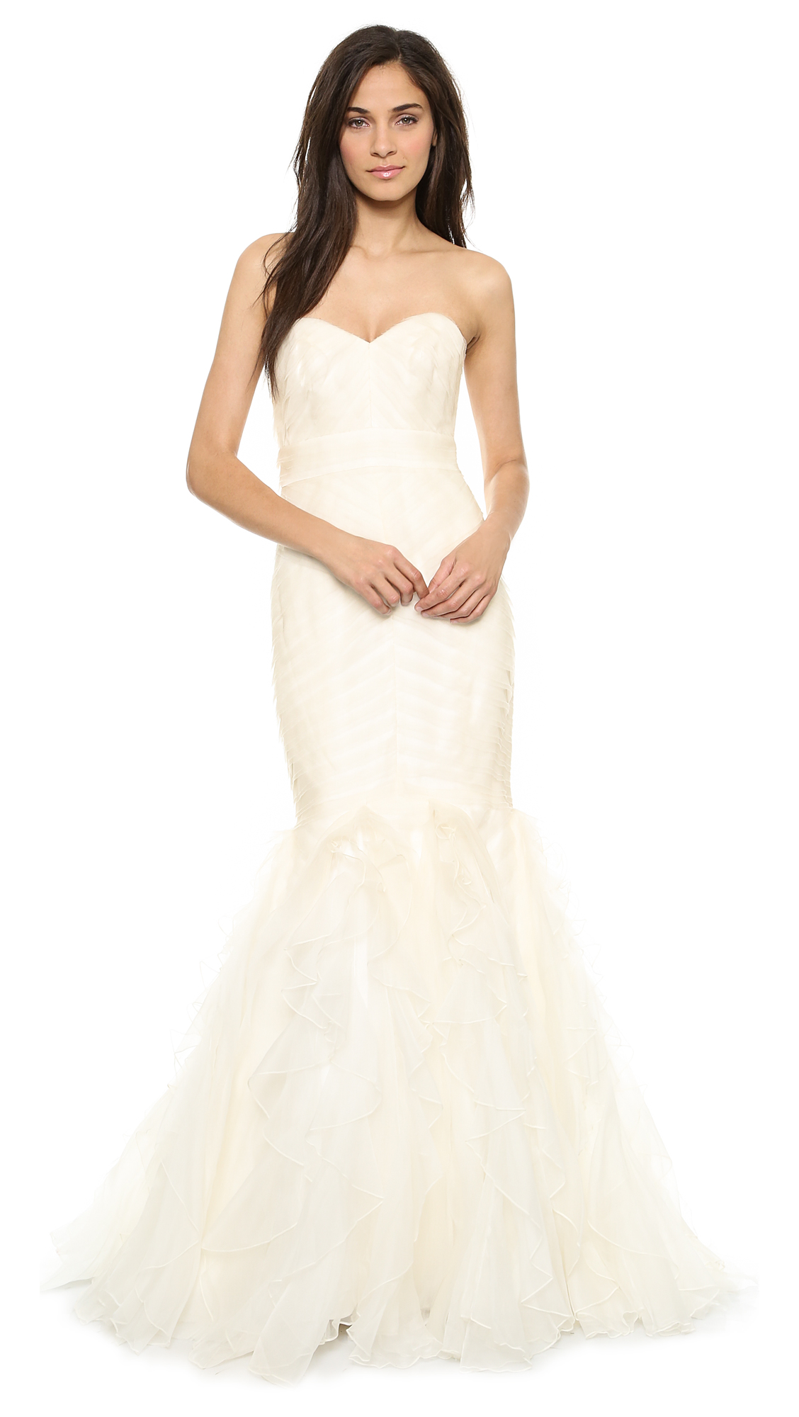 Theia Patricia Mermaid Gown | EAST DANE | Use Code: STOCKUP18 for Up ...