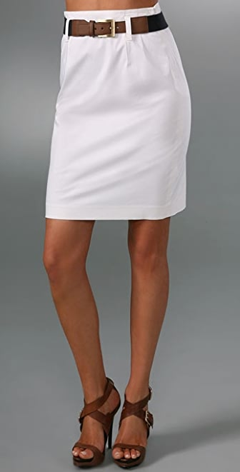 Theory Cyder B Skirt