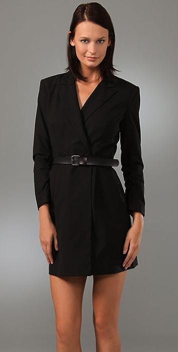 Theory Tenori Tailored Dress