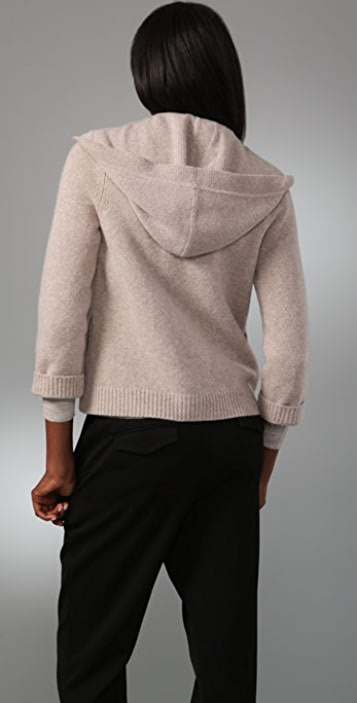Theory Cassy Sweater Jacket