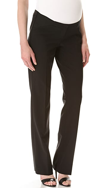 Theory Maternity Rosel Pants