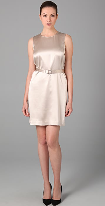 Theory Laylie B Belted Dress