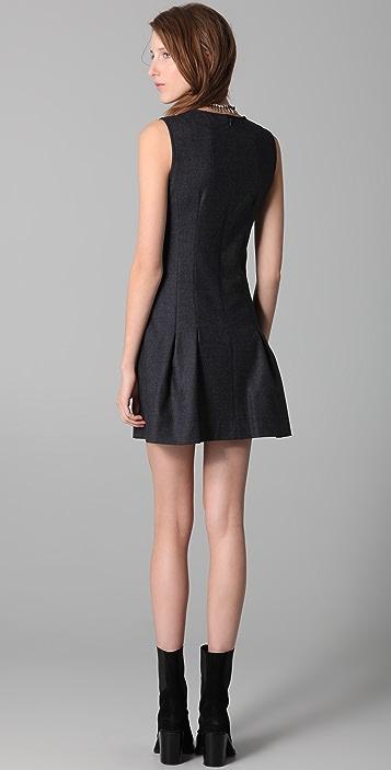 Theory Lemia Fern Dress