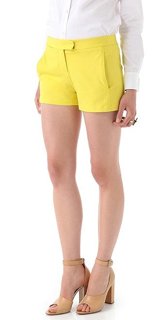 Theory Noalda Shorts