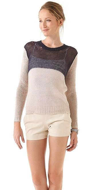 Theory Adoncia B Dedalo Sweater