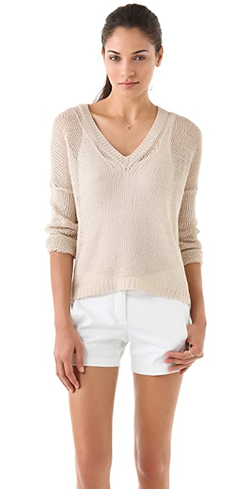 Theory Castra B Dedalo Sweater