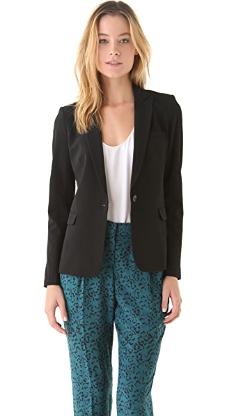 Theory Charlie Priceless Blazer