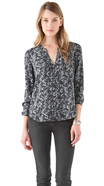 Theory Ruisa Caligula Blouse