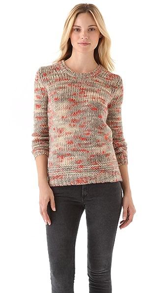 Theory Jaidyn B Fine Splash Sweater