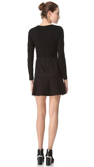 Theory Nagida Elite Dress