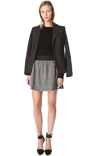 Theory Orinte Danube Skirt