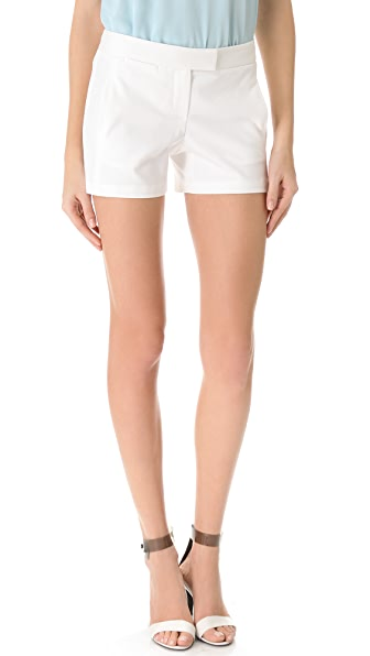 Theory Noalda Bistretch Shorts