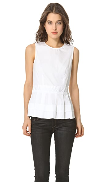 Theory Calyx Luxe Top