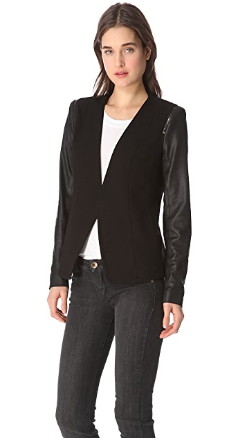 Theory Yaisa Classical Jacket