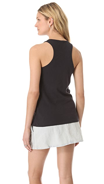 Theory Khitta Tank Top