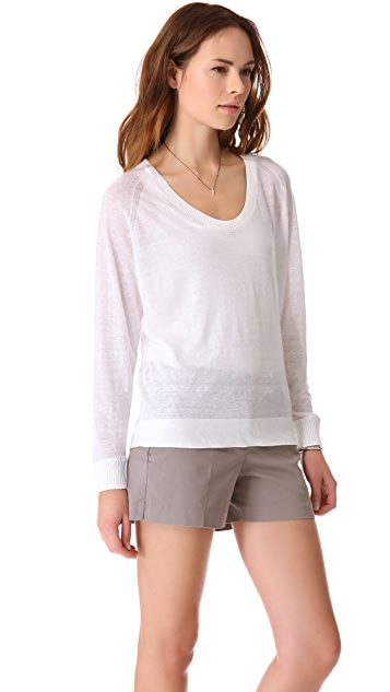 Theory Lissa B Top