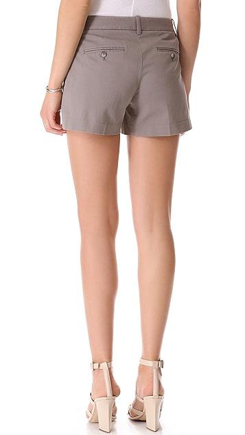 Theory Bennie L Shorts
