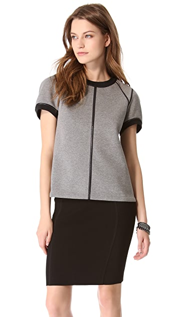 Theory Lomy Reversible Top