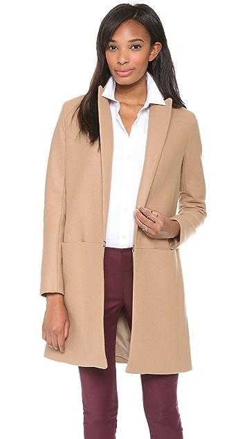 Theory Elibeth Oversized Coat