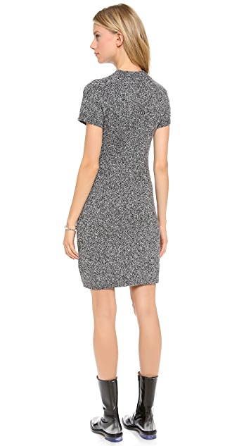 Theory Cecile B Tweed Dress