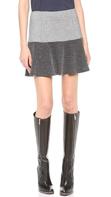 Theory Gida K Skirt