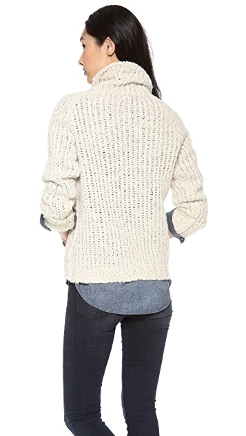 Theory Roree Turtleneck Sweater