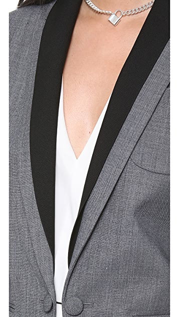 Theory Donelly Wallner Blazer
