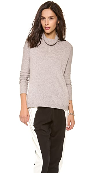 Theory Norman B Cashmere Turtleneck