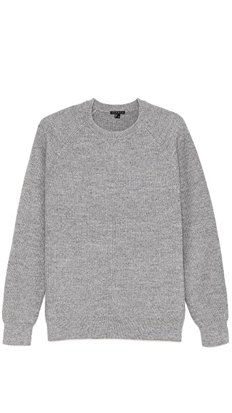 Theory Eston Raglan Crew Sweater