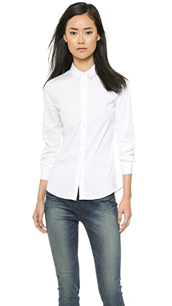 Theory Larissa II Luxe Top