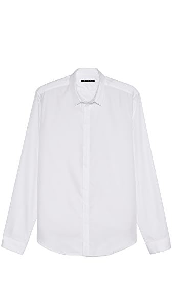 Theory Stephan FF C Dress Shirt