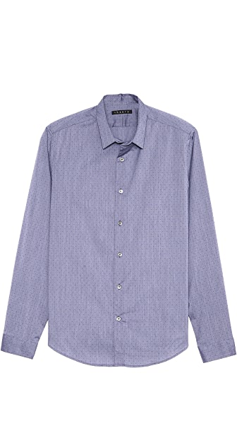 Theory Stephan Fieldspar Dress Shirt