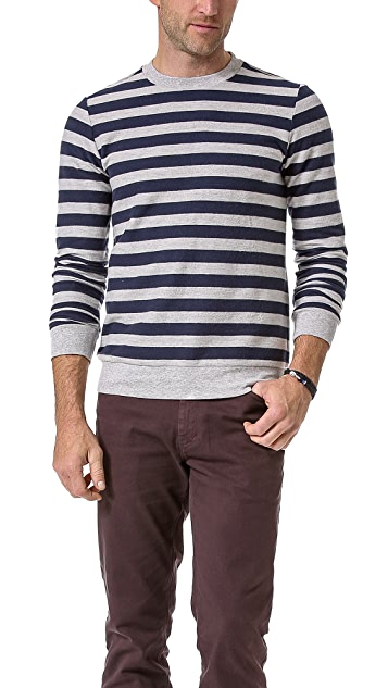 Theory Jove Brushed Sweater