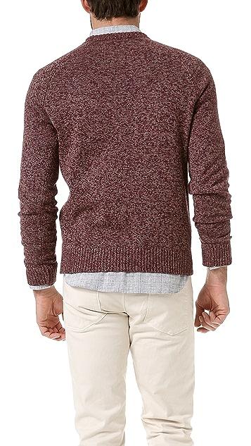 Theory Raglan Crew Neck Sweater