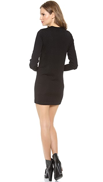 Theory Evian Stretch Virtee P Dress