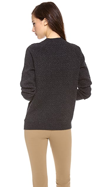 Theory Loryelle Branda C Sweater