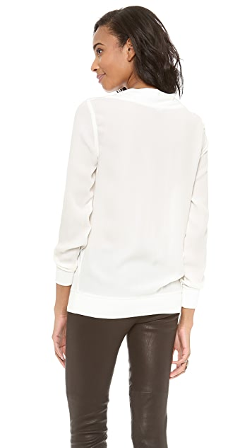 Theory Compelling Canaan Top