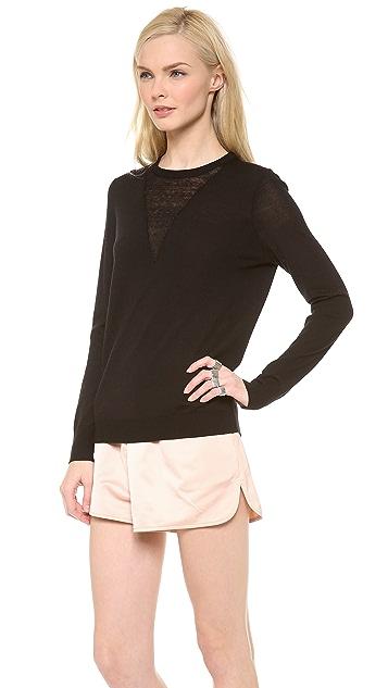 Theory Preen Kipperly Sweater