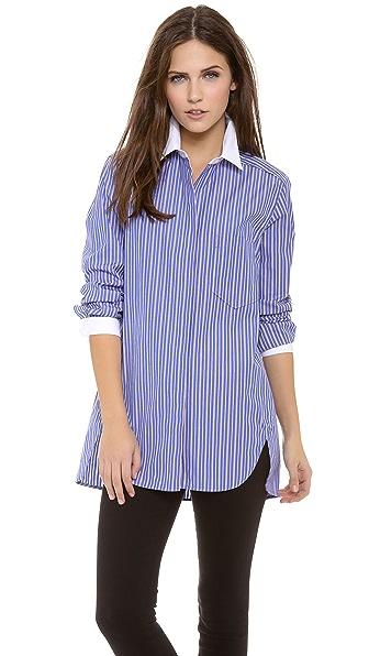 Theory Manualistic Fedele C Shirt