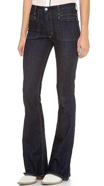 Theory Terni Raw Leonata Jeans